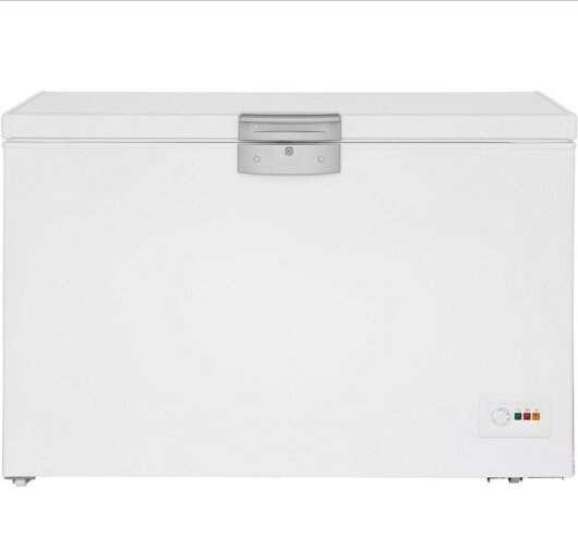 Imagen Vendo nuevo!! Beko HSA40520 Congelador Horizontal 360l A+ Blanco sin estrenar.