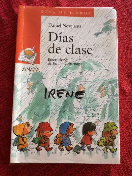 Imagen Días de clase, Daniel Nesquens