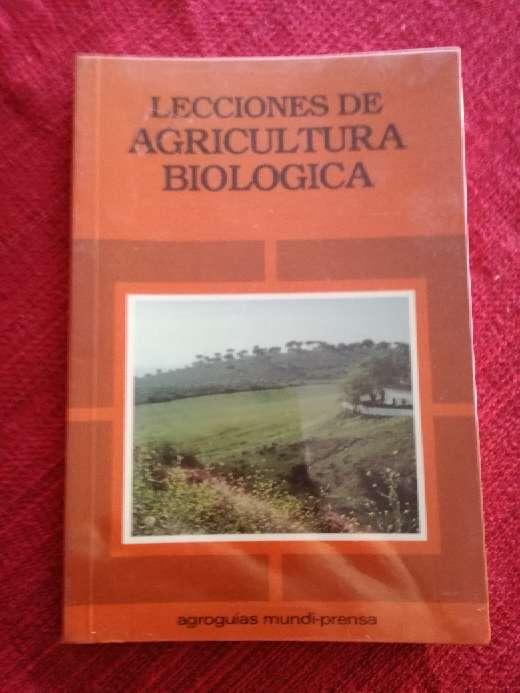 Imagen Lecciones de agricultura biológica