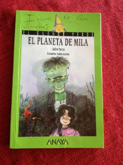 Imagen El planeta de Mila, Carlos Puerto