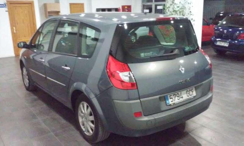 Imagen Renault Gran Scenic 7 plazas