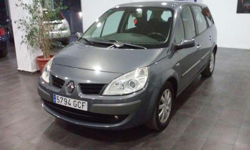 Imagen producto Renault Gran Scenic 7 plazas 2