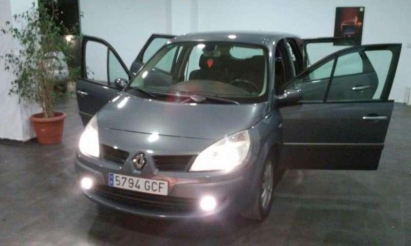 Imagen producto Renault Gran Scenic 7 plazas 5