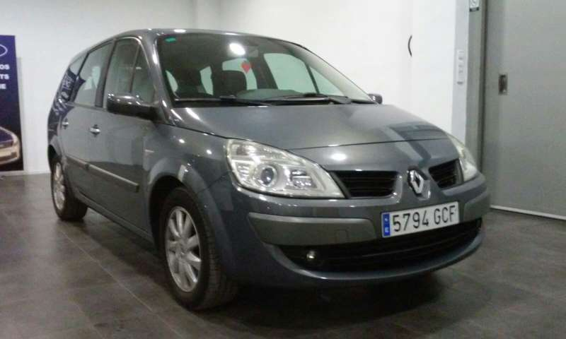 Imagen producto Renault Gran Scenic 7 plazas 3