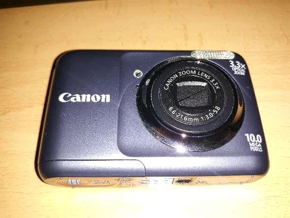 Imagen producto Cámara compacta Canon 1