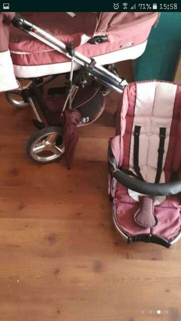 Imagen producto Carro bebe cart ipop 3