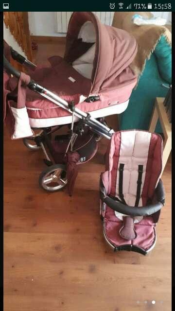 Imagen producto Carro bebe cart ipop 5