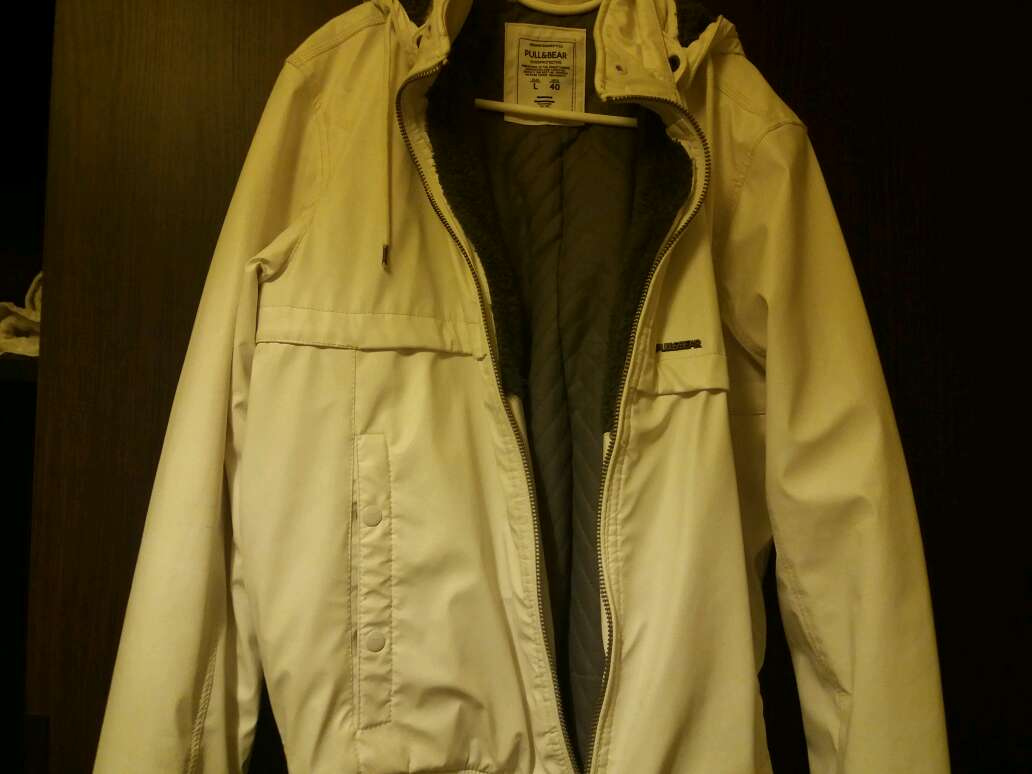 Imagen chaqueta pull and bear