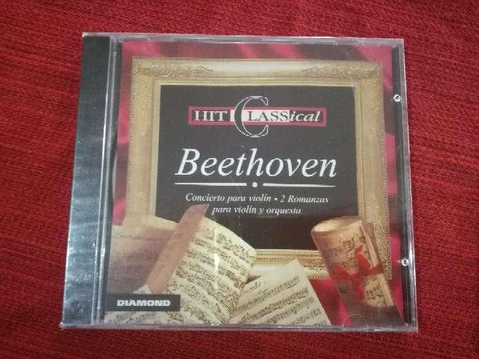 Imagen cd de música clásica de Beethoven