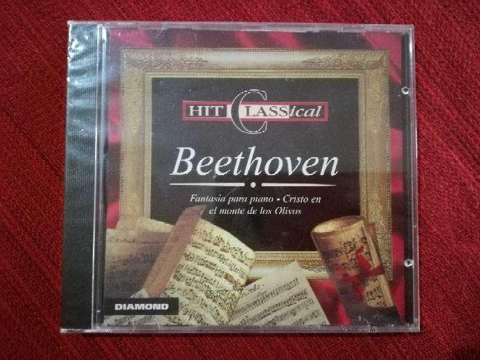 Imagen cd de Beethoven