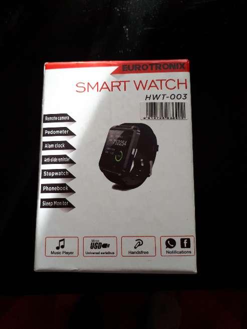 Imagen smart watck nuevo en caja