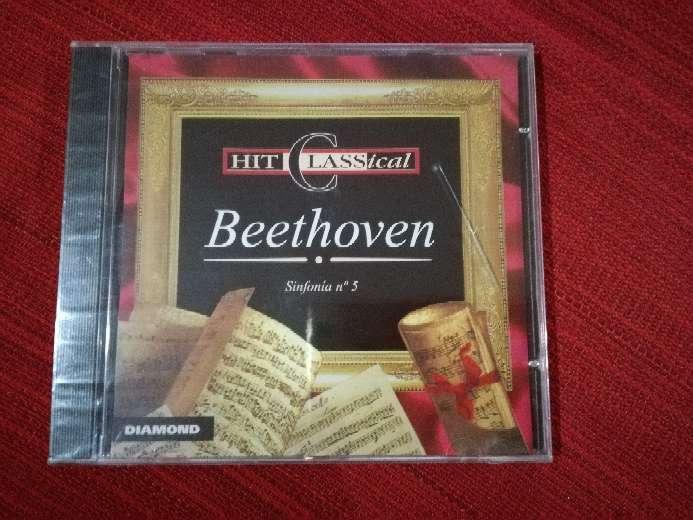 Imagen producto Cd de música clásica de Van Beethoven 1