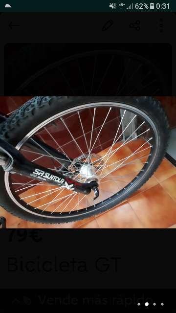 Imagen producto Bicicleta GT  3