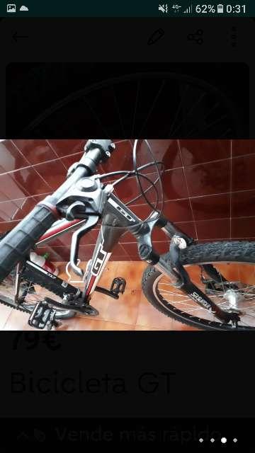 Imagen producto Bicicleta GT  2