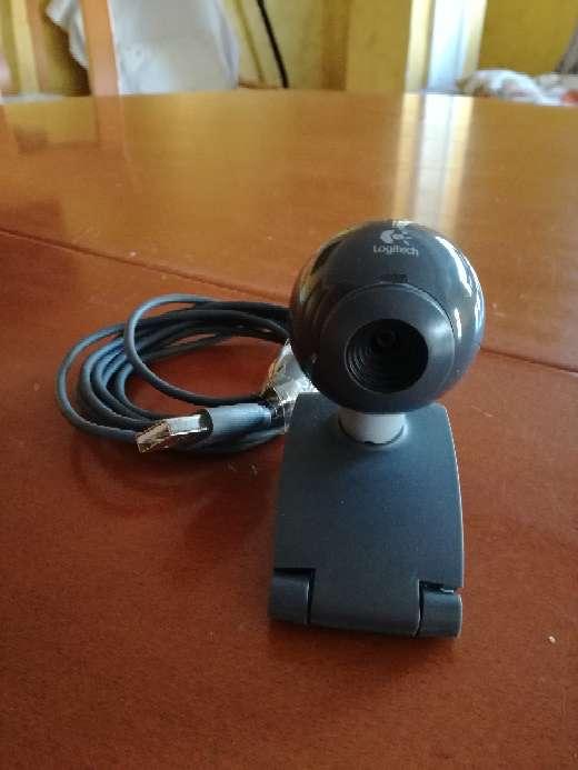 Imagen Webcam Logitech