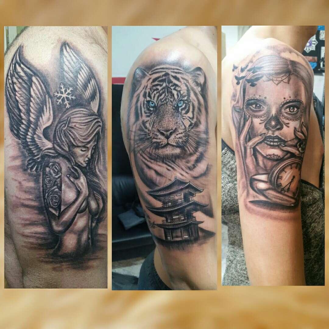 Imagen producto Tatuajes estudio jacobo tatto  1