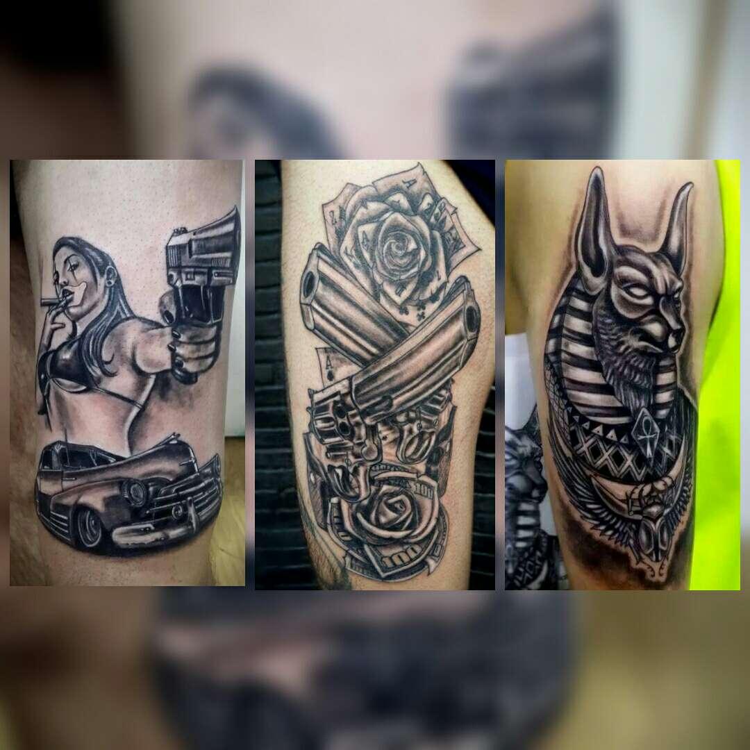 Imagen producto Tatuajes estudio jacobo tatto  3