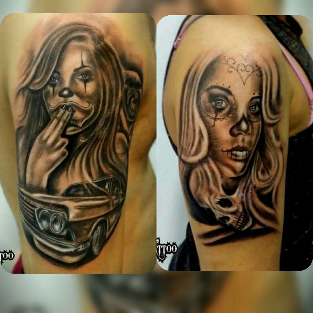 Imagen producto Tatuajes estudio jacobo tatto  5
