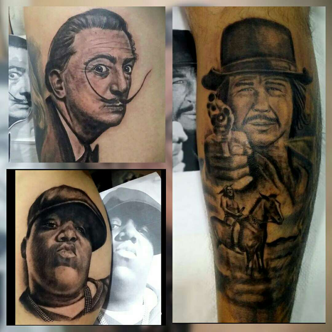 Imagen producto Tatuajes estudio jacobo tatto  7