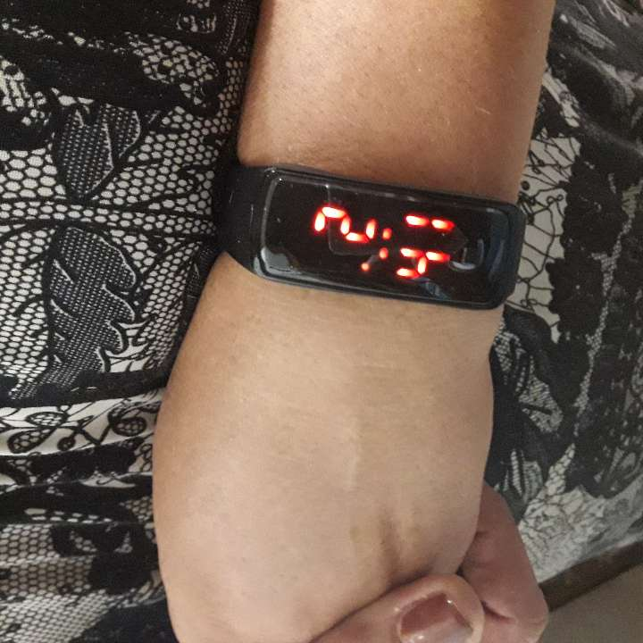Imagen reloj digital