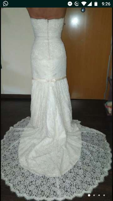 Imagen vestido de pronovias