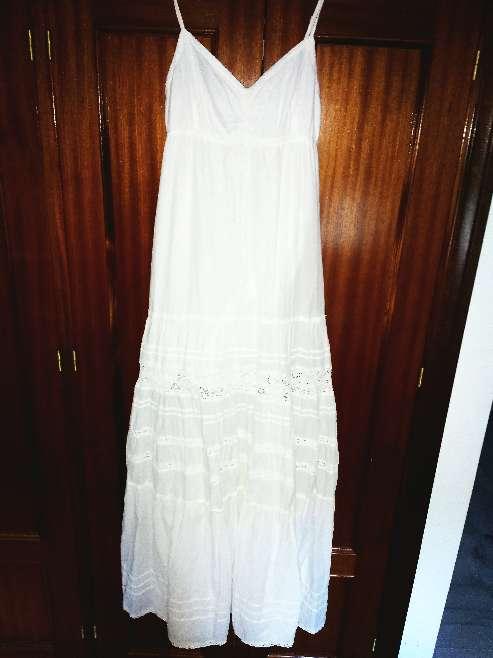 Imagen vestido blanco sfera