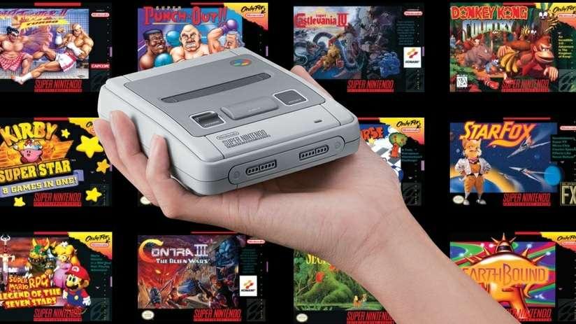 Imagen producto Nintendo Classic Mini - Super NES 2