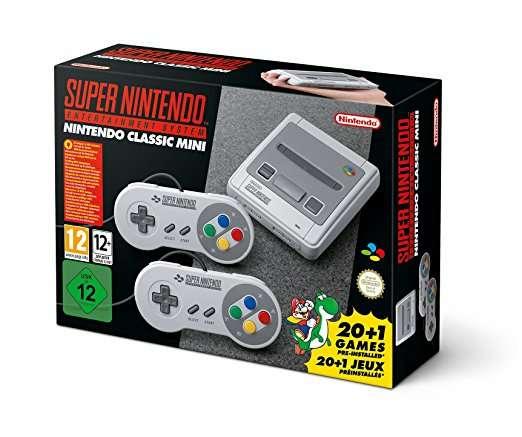 Imagen producto Nintendo Classic Mini - Super NES 1