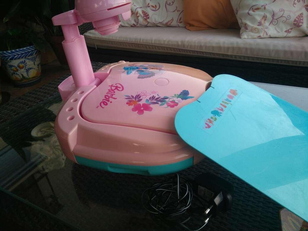Imagen Proyector Barbie