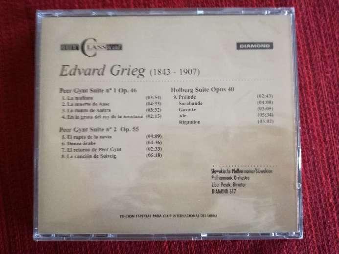 Imagen producto Cd de música clásica de Dvorak  2