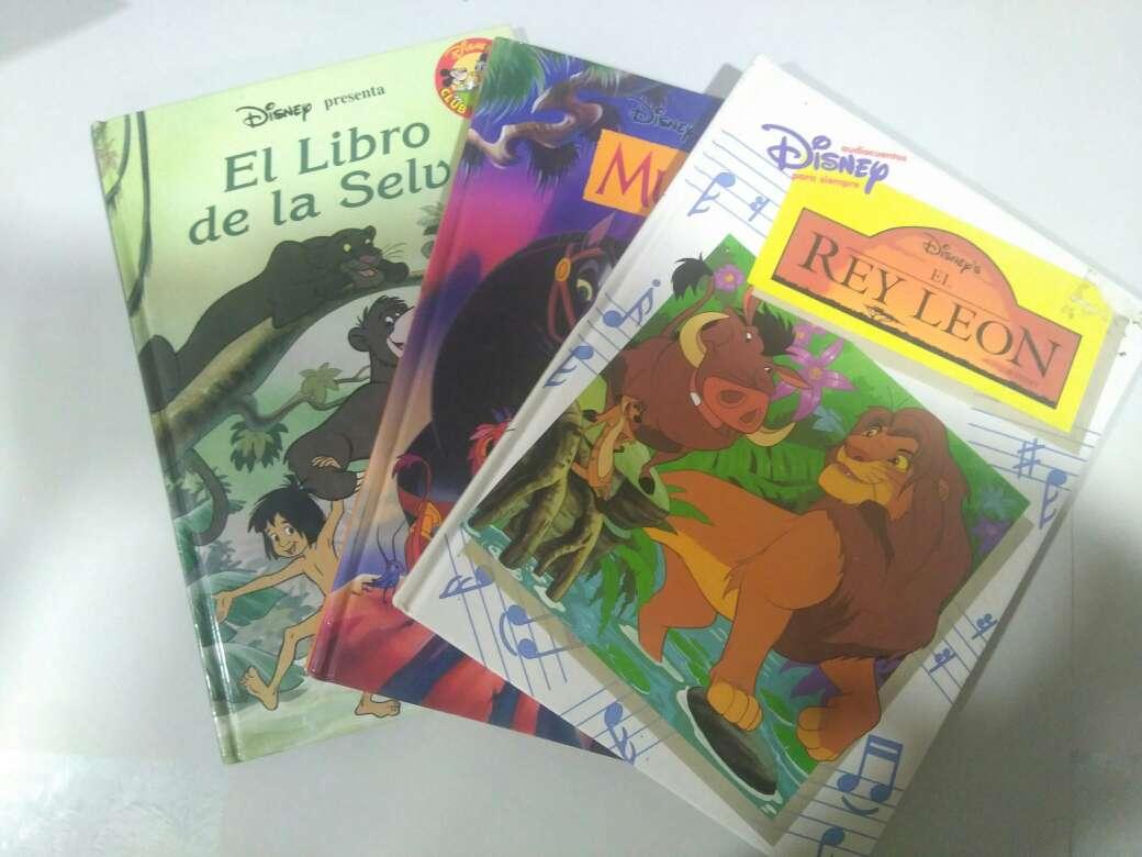 Imagen Libros disney