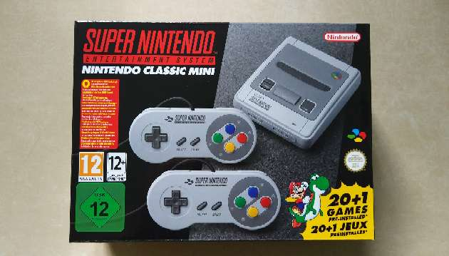 Imagen producto Nintendo Classic Mini - Super NES 3