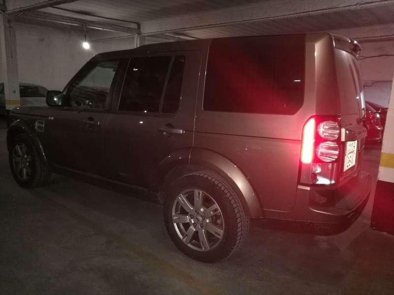 Imagen Todoterreno Land Rover