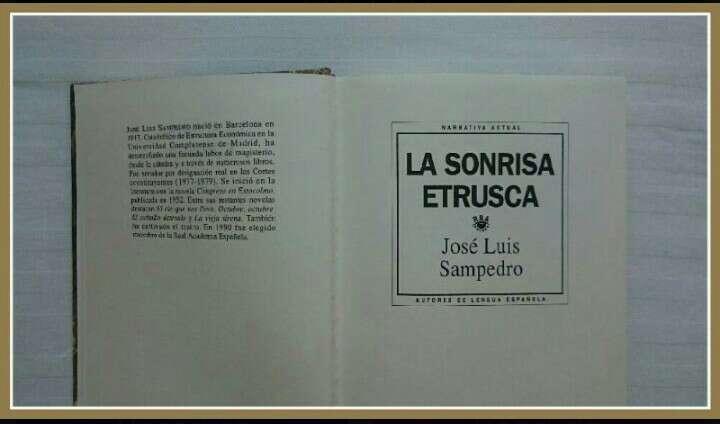 Imagen producto Nuevo La Sonrisa Etrusca  4