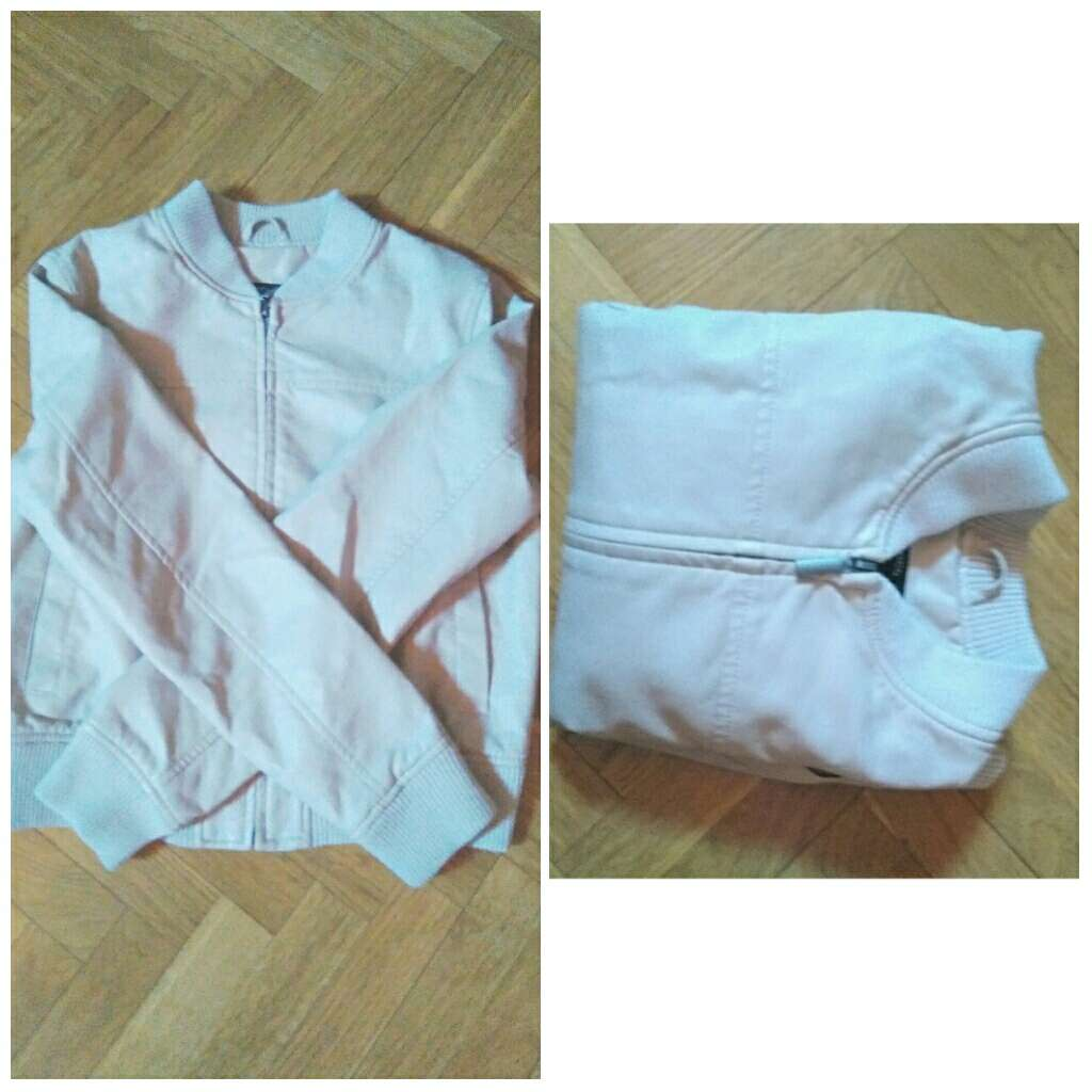 Imagen chaqueta de Cuero mujer