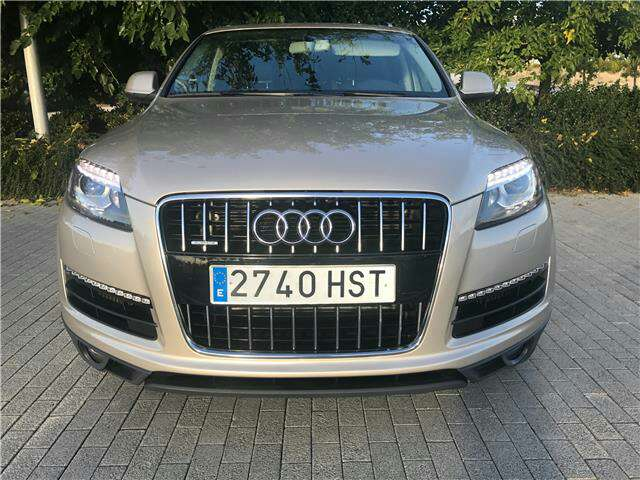 Imagen Audi Q7 3.0TDI Advanced Edition 204 Tiptronic