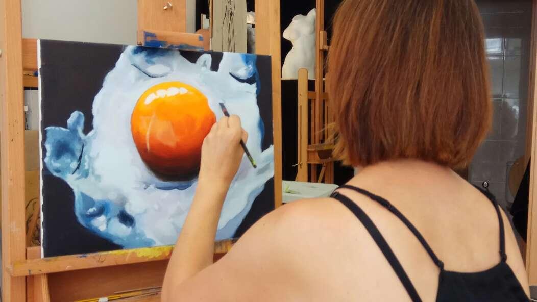 Imagen producto Clases de dibujo y pintura 3