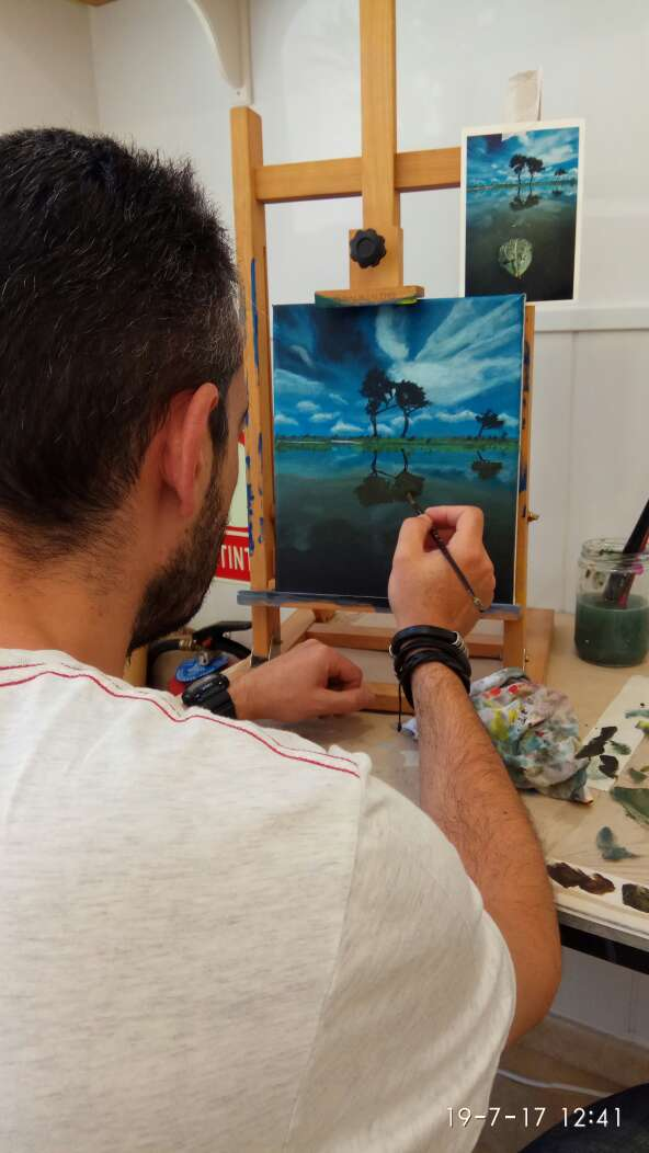 Imagen producto Clases de dibujo y pintura 4