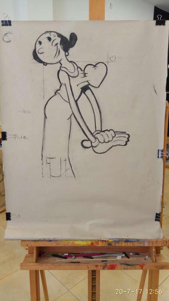 Imagen producto Clases de dibujo y pintura 6