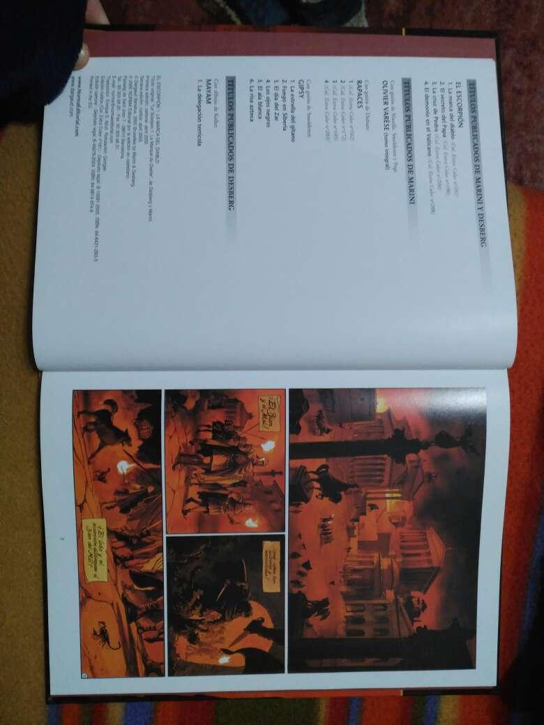 Imagen producto El Escorpión negro,La marca del diablo 4