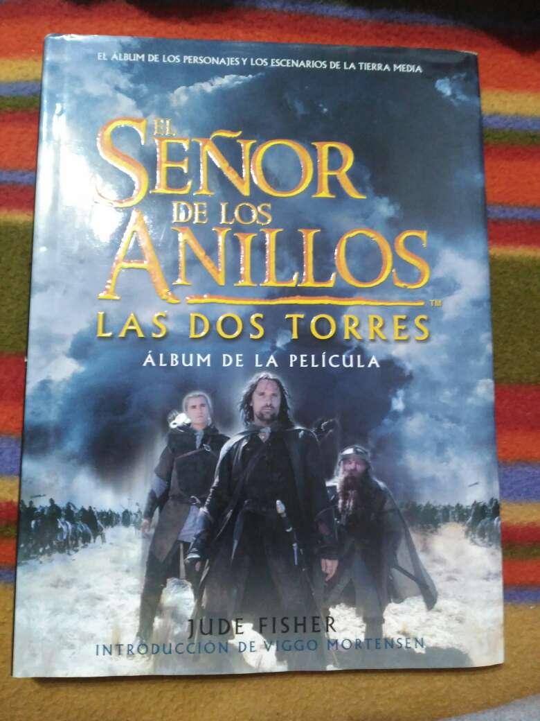 Imagen Álbum peli Las Dos Torres