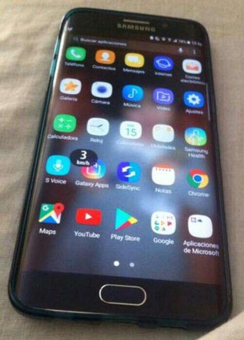 Imagen producto Samsung Galaxy s6 Edge libre. 3