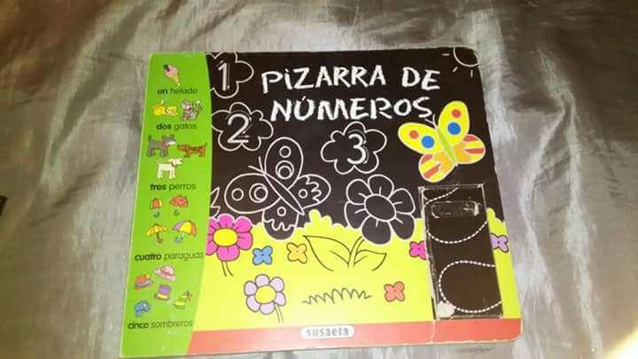 Imagen Cuentos/pizarra