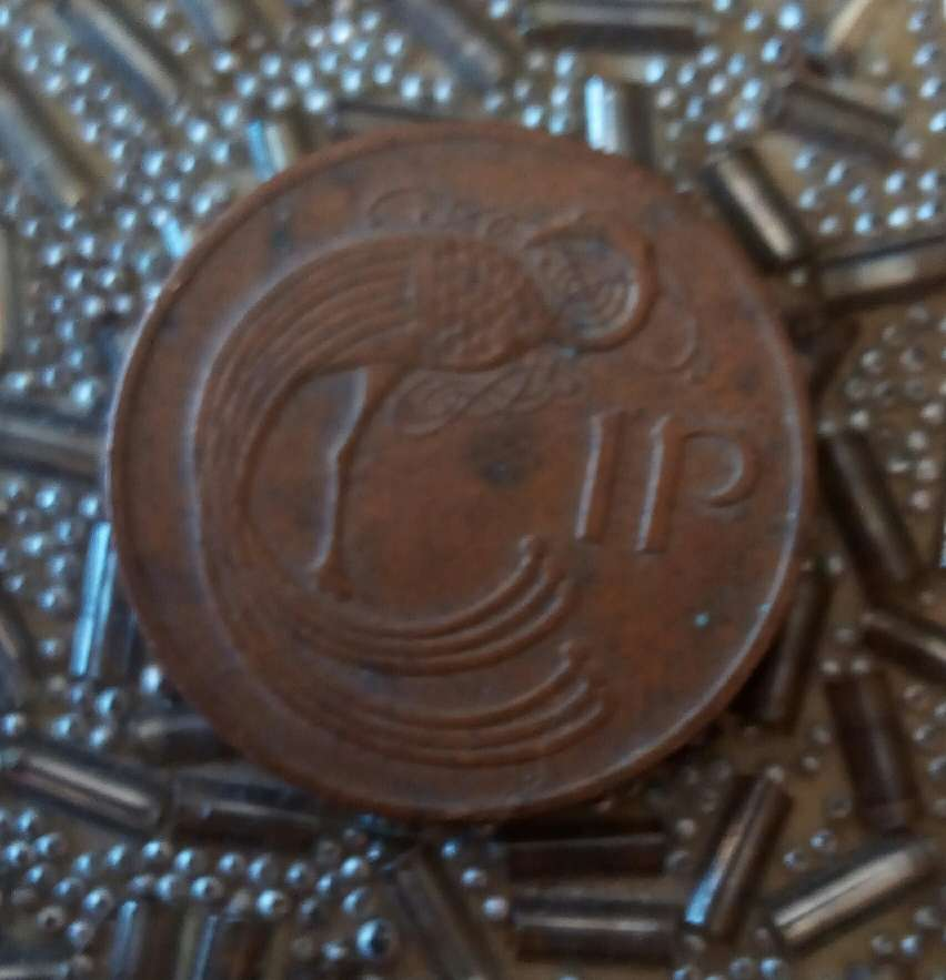 Imagen producto Moneda eire 2