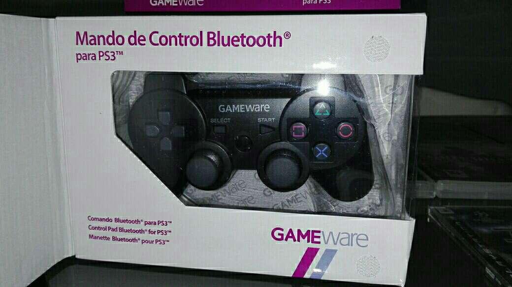 Imagen Mando de Playstation 3