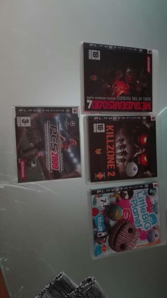 Imagen Juegos Playstation 3