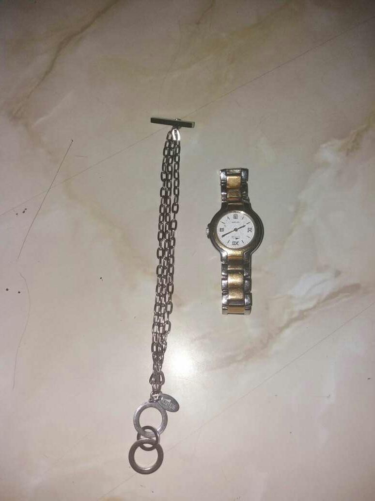 Imagen Reloj y Pulsera