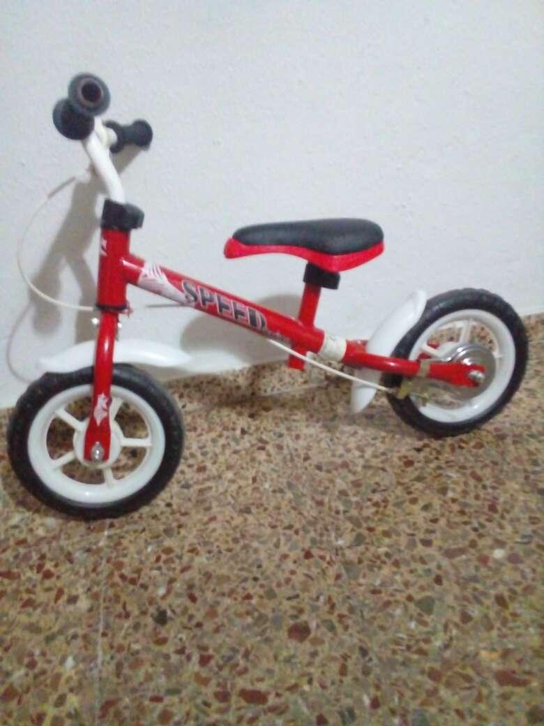 Imagen Bicicleta sin pedales