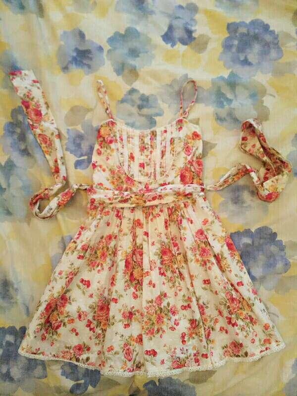 Imagen producto Traje vestido de lolita gyaru marca Liz Lisa 3