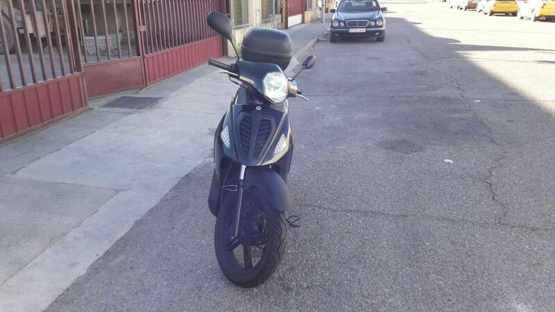 Imagen Moto Hamway Tourer 125
